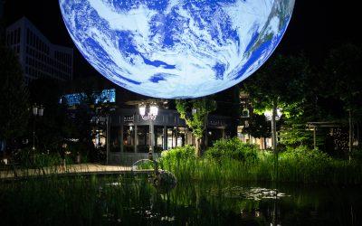 Pământul văzut de jos – Gaia