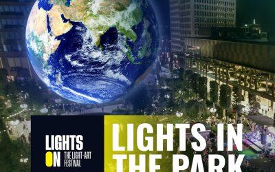 Lights In The Park – Timișoara