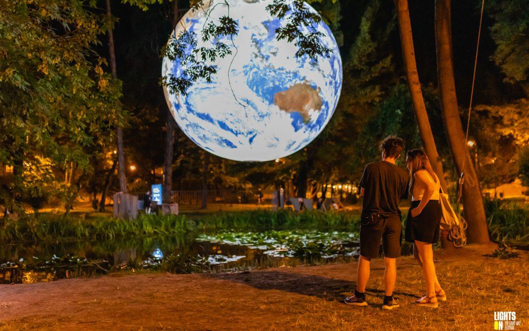 Lights On Showcase: Gaia la Sfântu-Gheorghe
